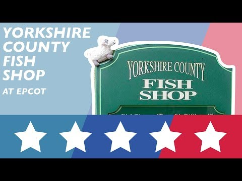 Dad's Dining Reviews: Yorkshire County Fish Shop