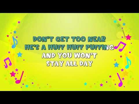 Going to the Zoo | Karaoke | Nursery Rhyme | KiddieOK