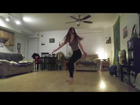 Wicked game dance improv James Vincent McMorrow
