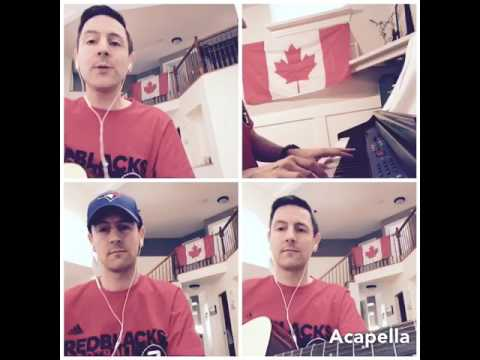Canadian Pie - A Canadian Cover of Don McLean's American Pie by Andrew Symes
