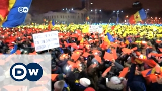 Romania A country is changing DW News