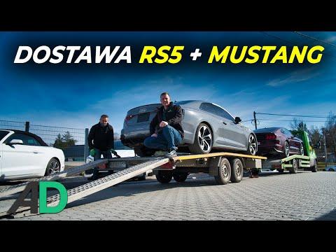 Audi RS5 z USA za 30 tysięcy PLN? LEASING na AUTA z Copart - Grzegorz wyjaśnia / Dostawa Klientom!