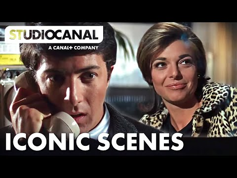 THE GRADUATE - Most Iconic Scenes - Starring Dustin Hoffman