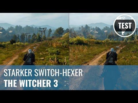 The Witcher 3: Die Complete Edition auf Nintendo Switch im Test (Review, German)