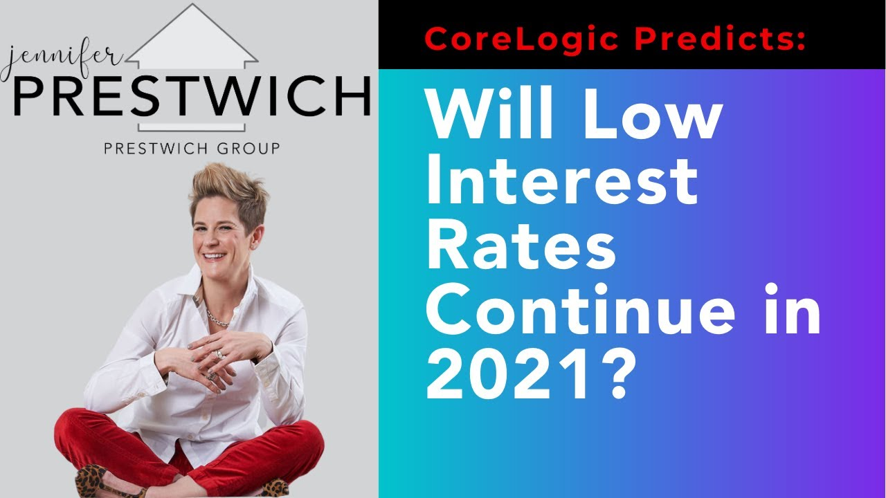 4 Predictions About the 2021 Real Estate Market from CoreLogic