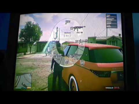 Grand Theft Auto V (FAKE Gameplay) #26 - Bank robbery