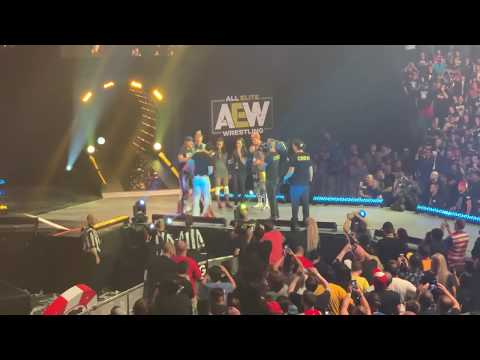 What Happened After AEW Double Or Nothing Went Off Air
