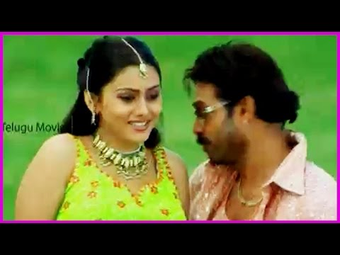 Gemini || Telugu Movie Superhit Song - Venkatesh , Namitha