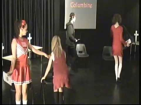 COLUMBINUS DRAMA A'LEVEL WORK