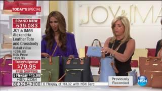 HSN | Joy & IMAN: Fashionably Functional 04.29.2017 - 06 AM