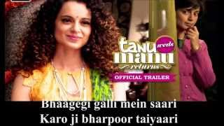 Banno - Tanu Weds Manu Returns (Lyrics)