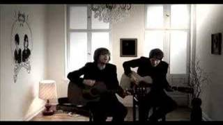 Martin and James - Crashing into Love