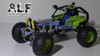 Lego Technic 42037 Formula Off Roader - Lego Speed Build Review