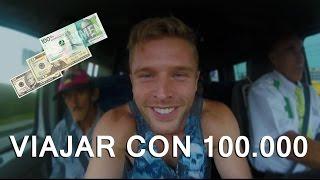 4 DÍAS VIAJANDO CON 100.000 PESOS (33 USD)