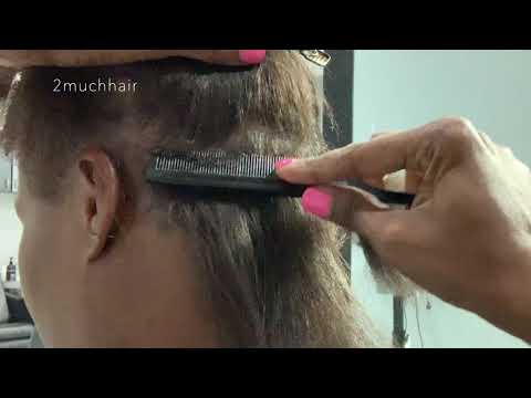 Dry Clean Hair Dandruff Scratching