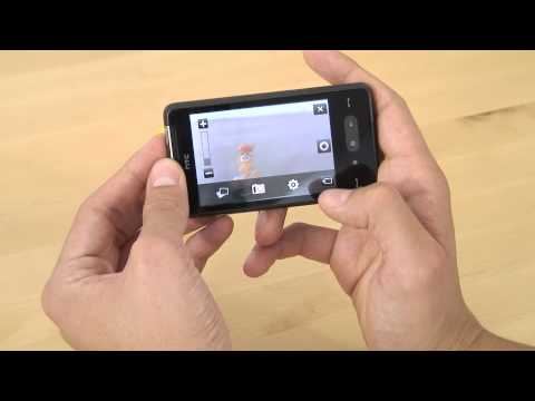 HTC HD mini Test Kamera