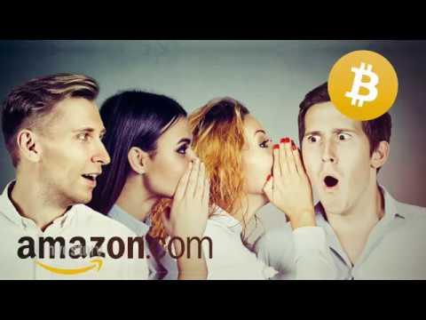 Amazon To Accept Bitcoin And Litecoin