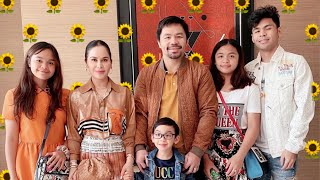 SUNDAY WITH MY FAMILY!!!!! | Mary Pacquiao and Family |