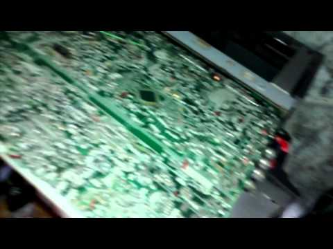 AIWA NSX- T99 - ABERTO PART 2 DESMONTANDO.... HD