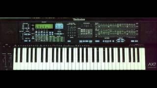 John Tritsarolis - Technics SX AX7 1995