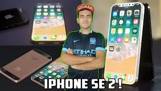 [HINDI] iPhone SE 2 Leaks, Rumors And Design | iPhone X In An iPhone 5 Case ?