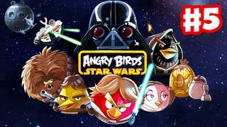 Angry Birds Star Wars - Gameplay Walkthrough Part 5 - Death Star (Windows PC, Android, iOS)