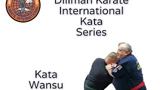 George Dillman/Dillman Karate International/Wansu