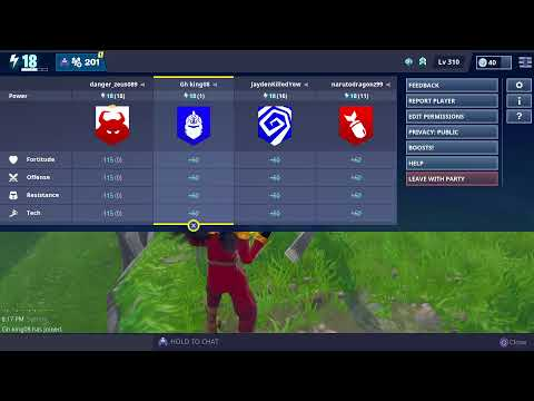 Fortnite Save the World live trade and helping subs