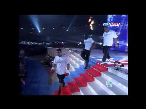Badr Hari entrance K-1 World Grand Prix Final 2007