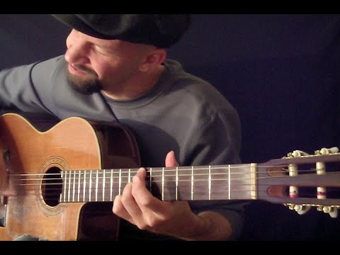 Love Reign Oer Me The Who Acoustic Cover By Daryl Shawn Youtube