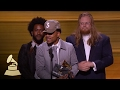 Download Chance the Rapper Wins Best New Artist | Acceptance Speech | 59th GRAMMYs MP3 song and Music Video