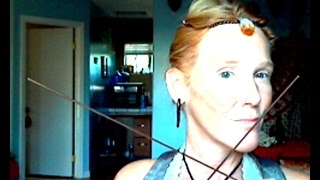 Fun With Divining Rods and Tensor Rings - You Are Divine