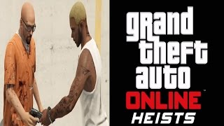 Grand Theft Auto 5 Online Heist We broke Maxim