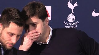 Tottenham 4-0 Everton - Mauricio Pochettino Post Match Press Conference - Premier League #TOTEVE