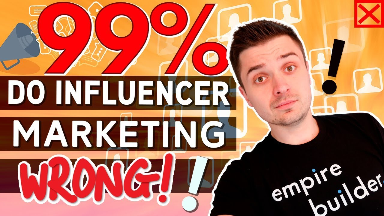 BE IN THE 1% WITH THIS INFLUENCER MARKETING STRATEGY | CLICKFUNNELS SHOPIFY DROPSHIPPING