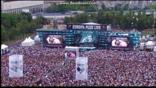 Макс барских в гримерке (Europa Plus LIVE 2017)