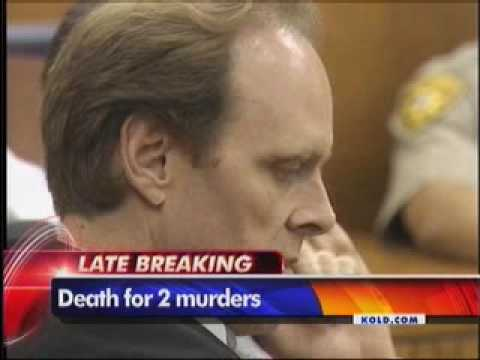 Scott Nordstrom Gets Death Penalty~Smiles As Verdict is Read ~Tucson Arizona