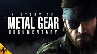 History Of Metal Gear 1987 - 2021 Documentary