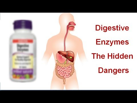 Digestive Enzymes – The Hidden Dangers You Must Know | Natural Treatment & Home Remedies