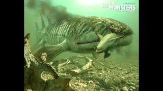 Walking with Monsters Unreleased Soundtrack - Brontoscorpio