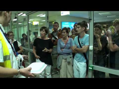 Sky Europe Flight Cancellation - Bratislava Slovakia