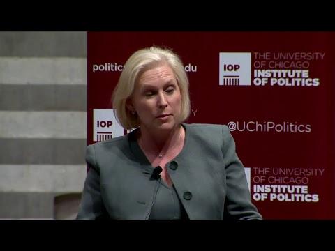Senator Kirsten Gillibrand (D-NY)