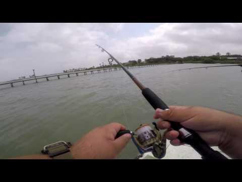 Copano Bay Fishing Catching BIG Fish!!! (Final Day)