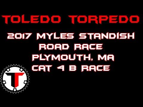 Toledo Torpedo: Myles Standish Road Race CAT4B FULL RACE