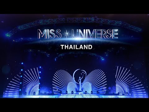 MISS UNIVERSE THAILAND 2018 l Live On Channel 3 30 June 2018 (Fan made)