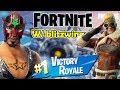 Fortnite - THE DREAM TEAM WILL PREVAIL - W/ Blitzwinger