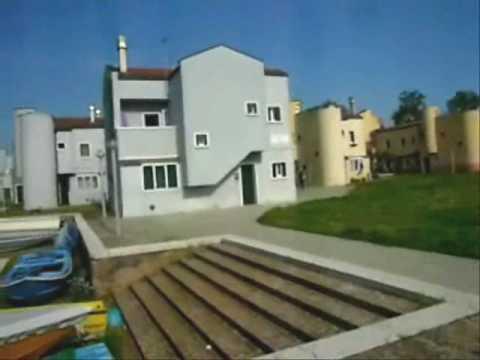 Modern Architecture - Giancarlo De Carlo - Mazzorbo, Venice