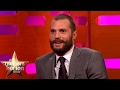 Jamie Dornan Tries To Put Off Dakota Johnson During Sex Scenes The Graham Norton Show mp3