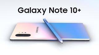 Galaxy Note10: Trailer
