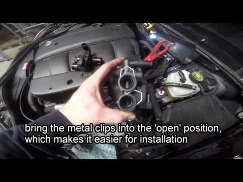 How to replace Heater Valve / Duo Valve Mercedes Benz W211 E220 E270 CDI